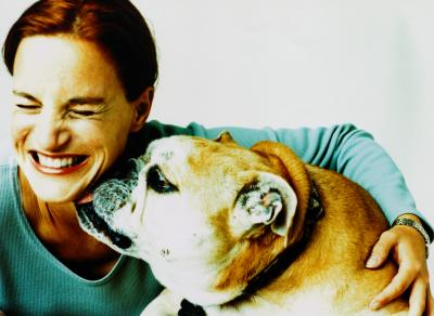 Why Does My Dog Always Want to Lick Me? - Vetstreet