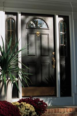 How To Install Z Flashing On An Exterior Door Home