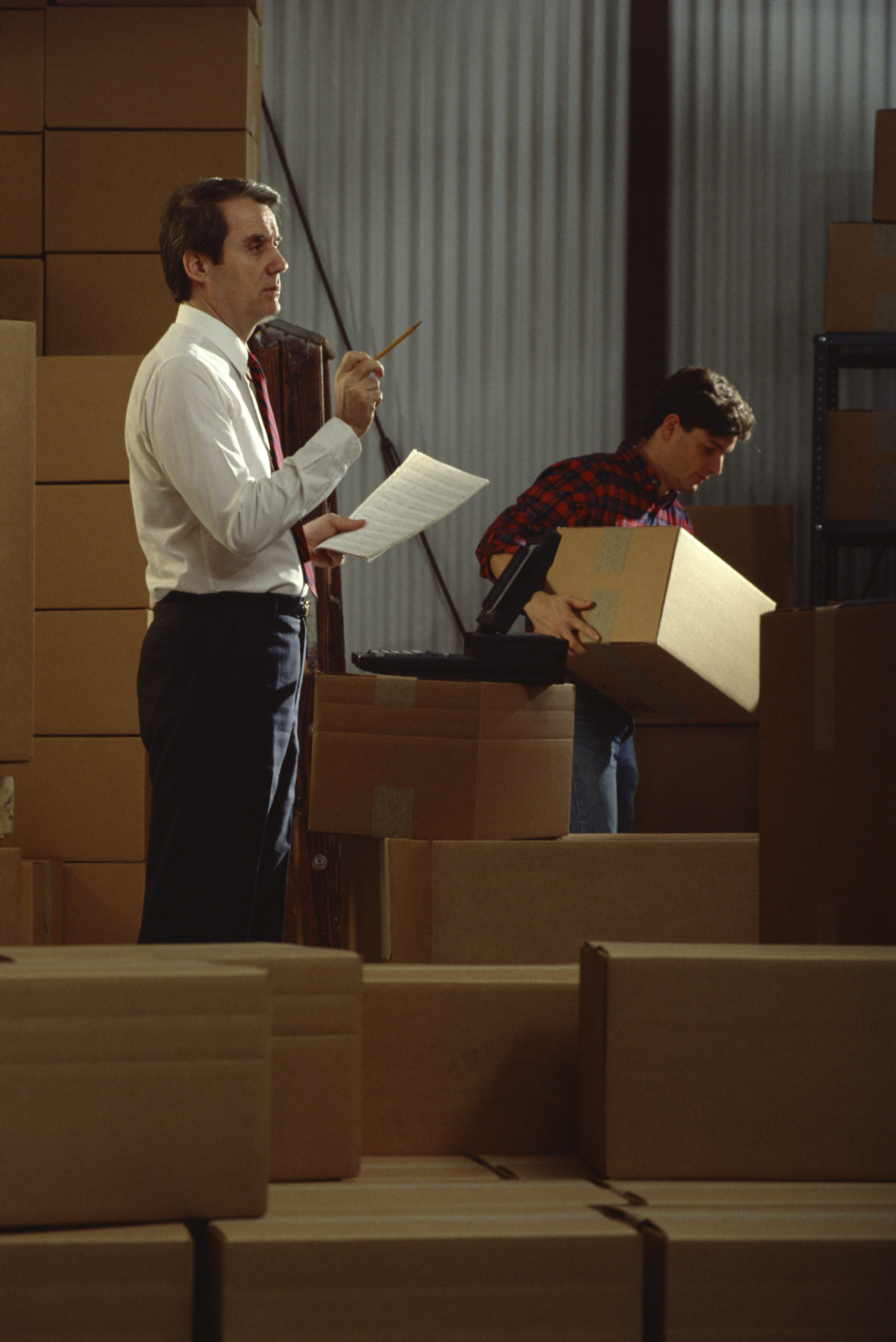 The Standard Operating Procedure for Inventory Control   Your Business