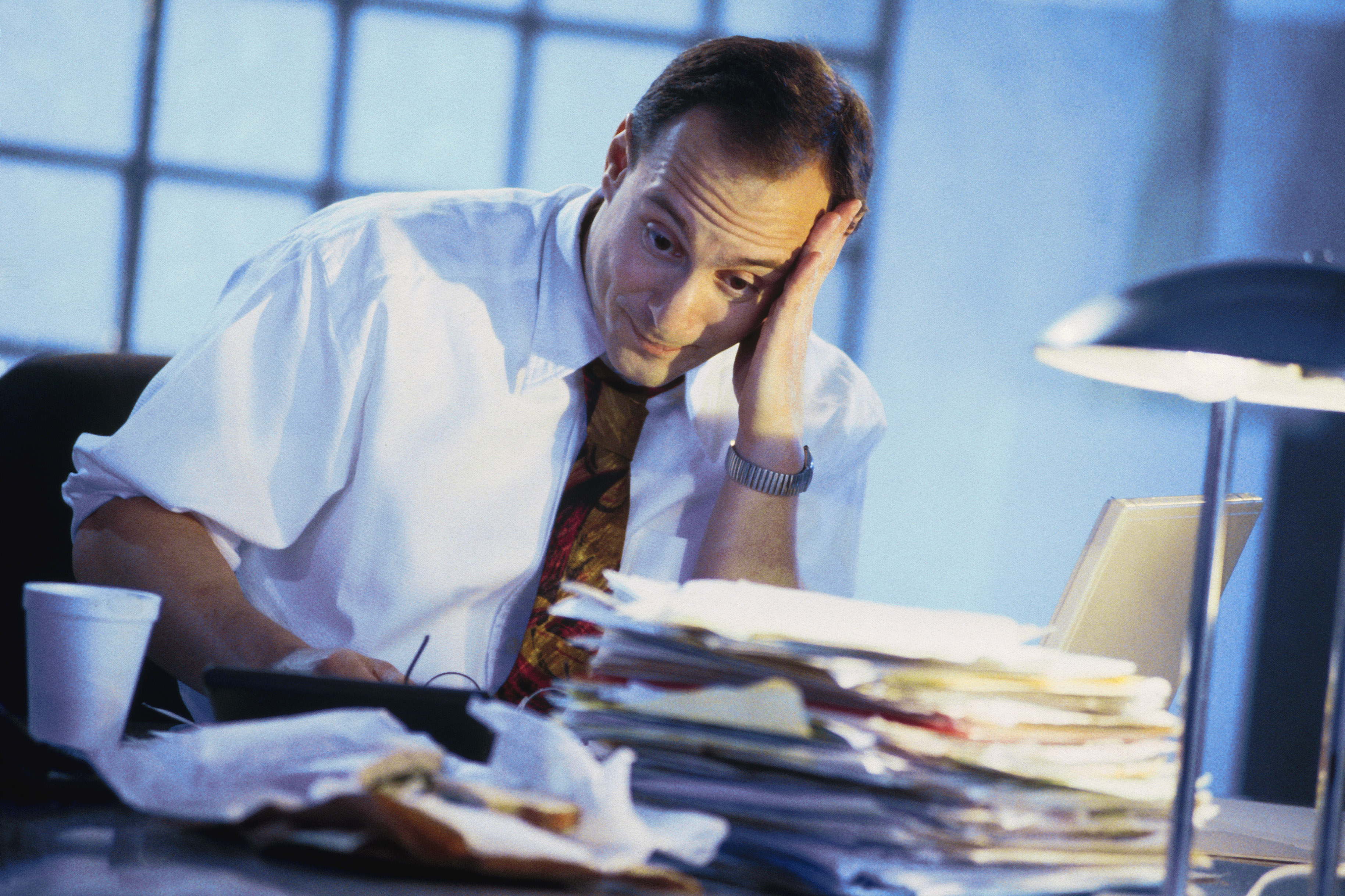how to handle work in high pressure situations
