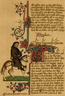 a literary analysis of women in the literature by chaucer Geoffrey chaucer's the canterbury tales: rhetoric and gender in marriage women chaucer creates the dynamic personalities of the wife of bath medieval literature is full of rhetorical language that defines the controversial division.