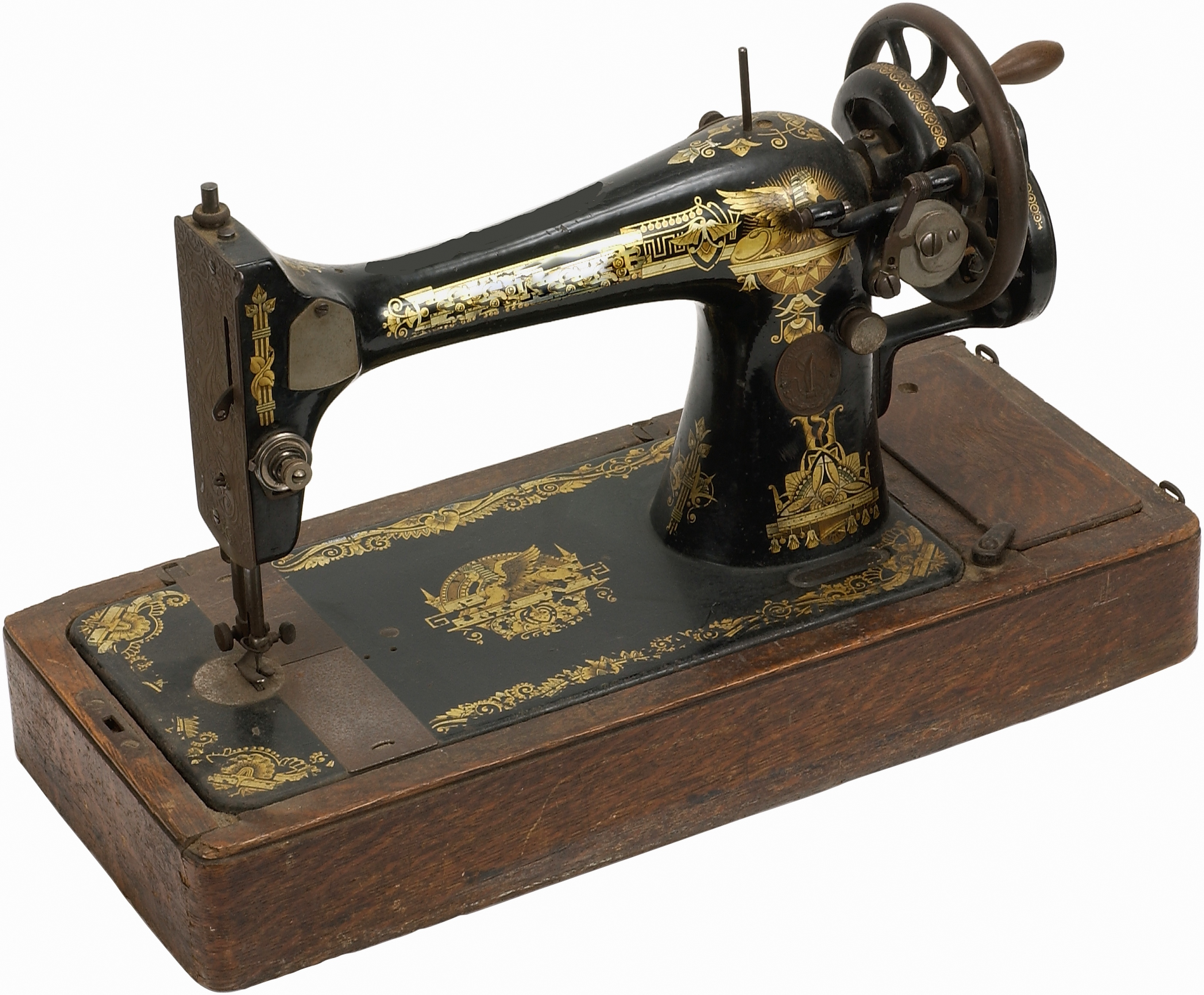 How Do I Find Out How Much an Old Sewing Machine Is Worth ...