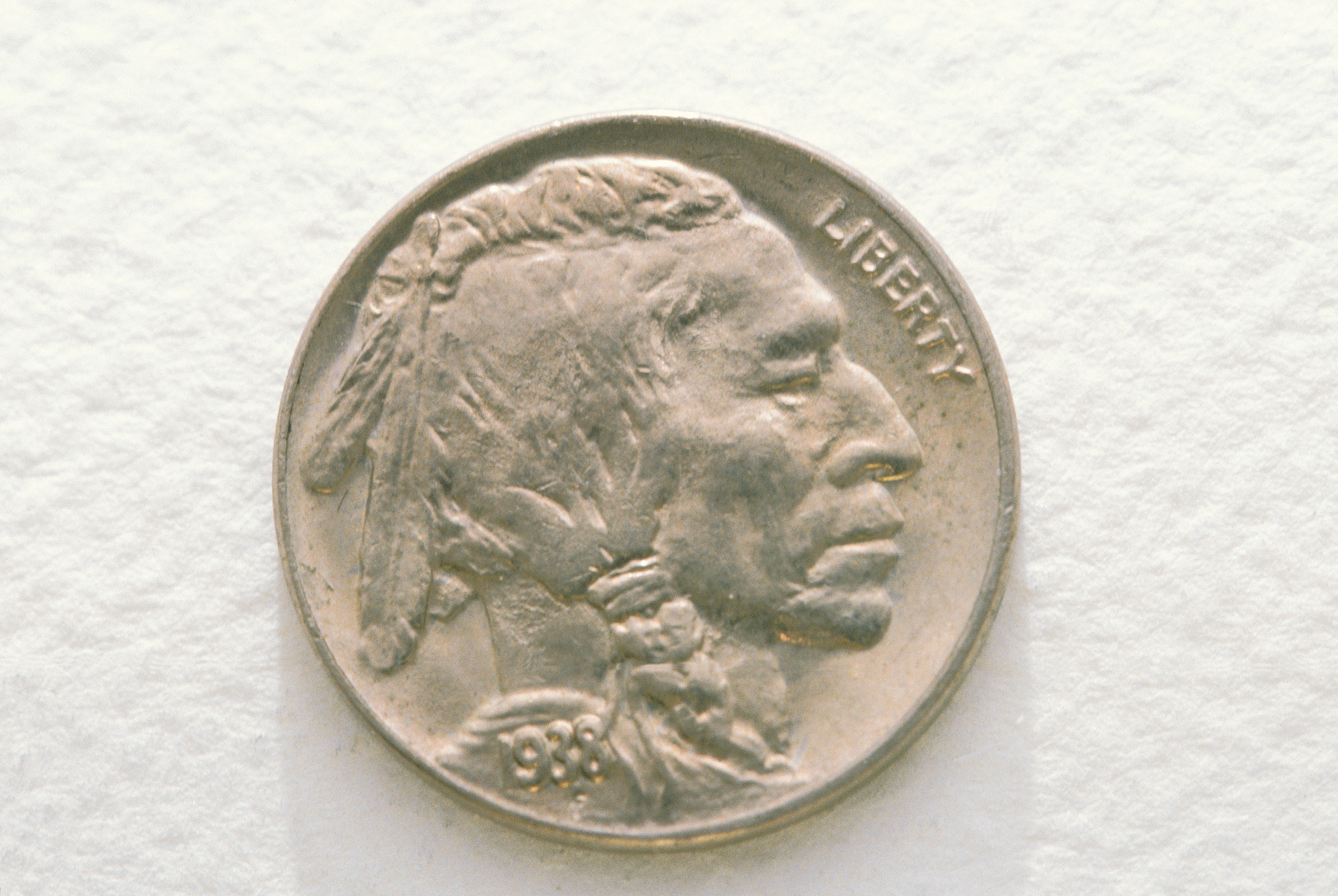 Acid-Cleaning Buffalo Nickels