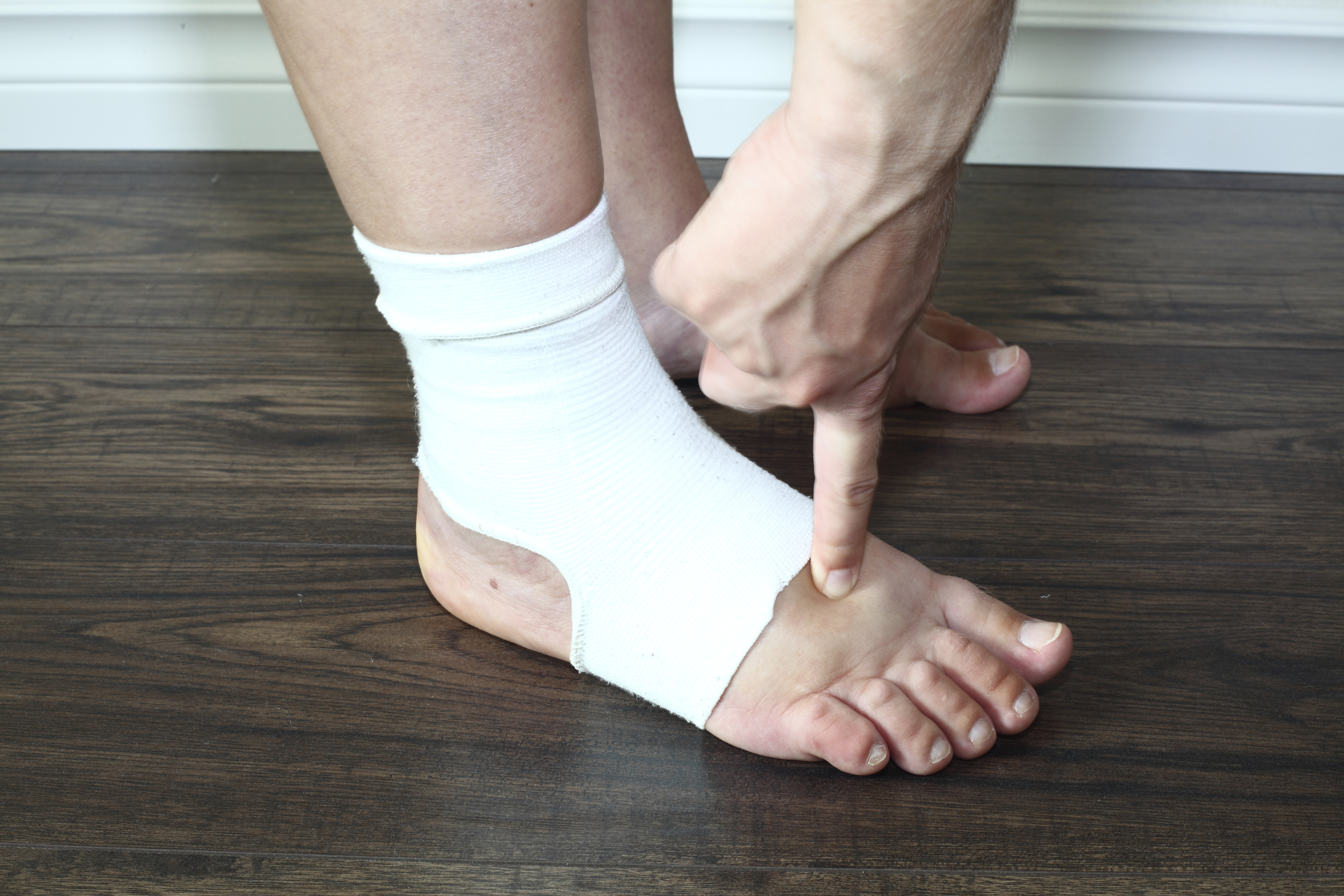 Often legs or foots reduces What to do