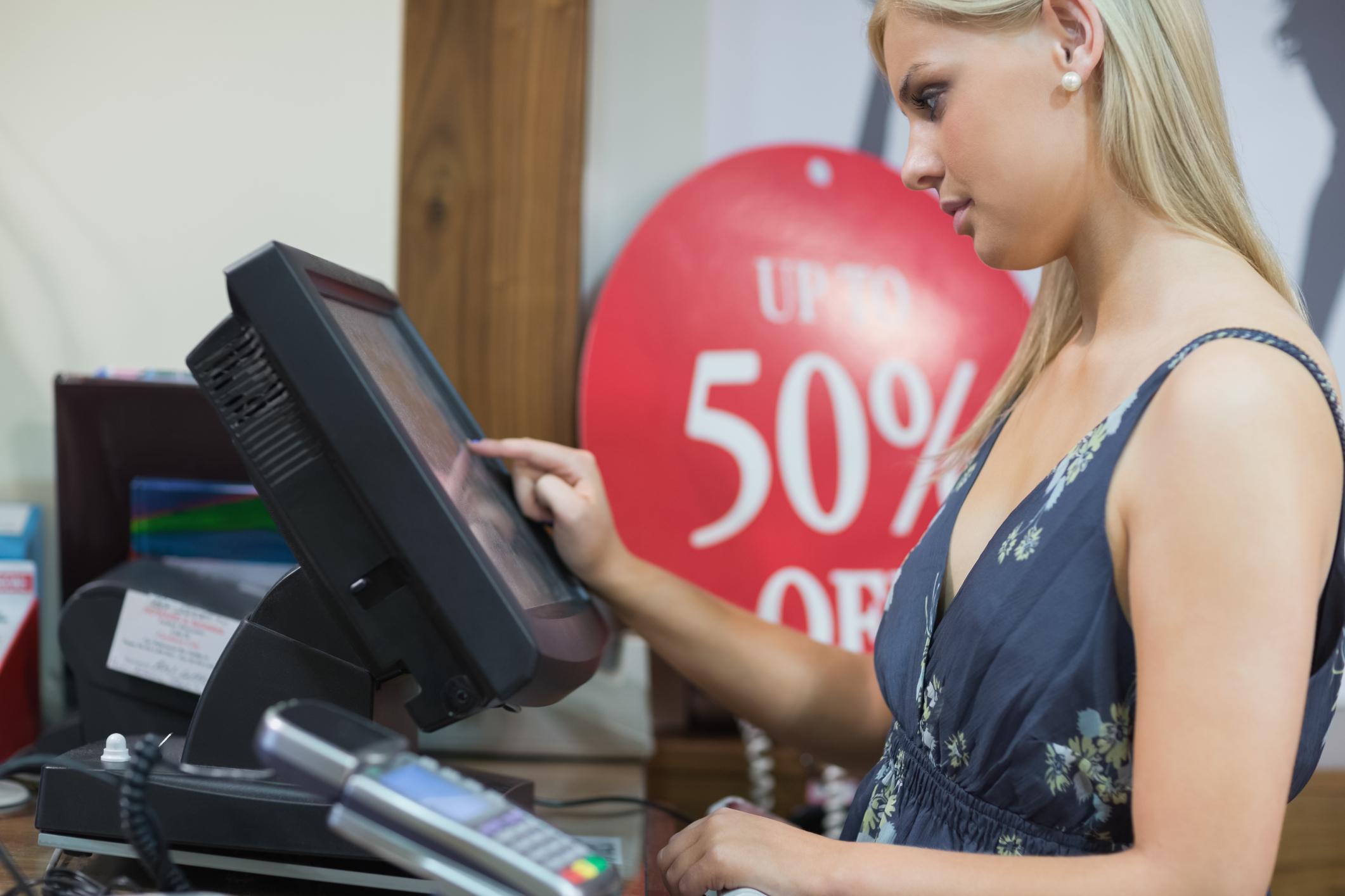 job duties as a cashier at cvs