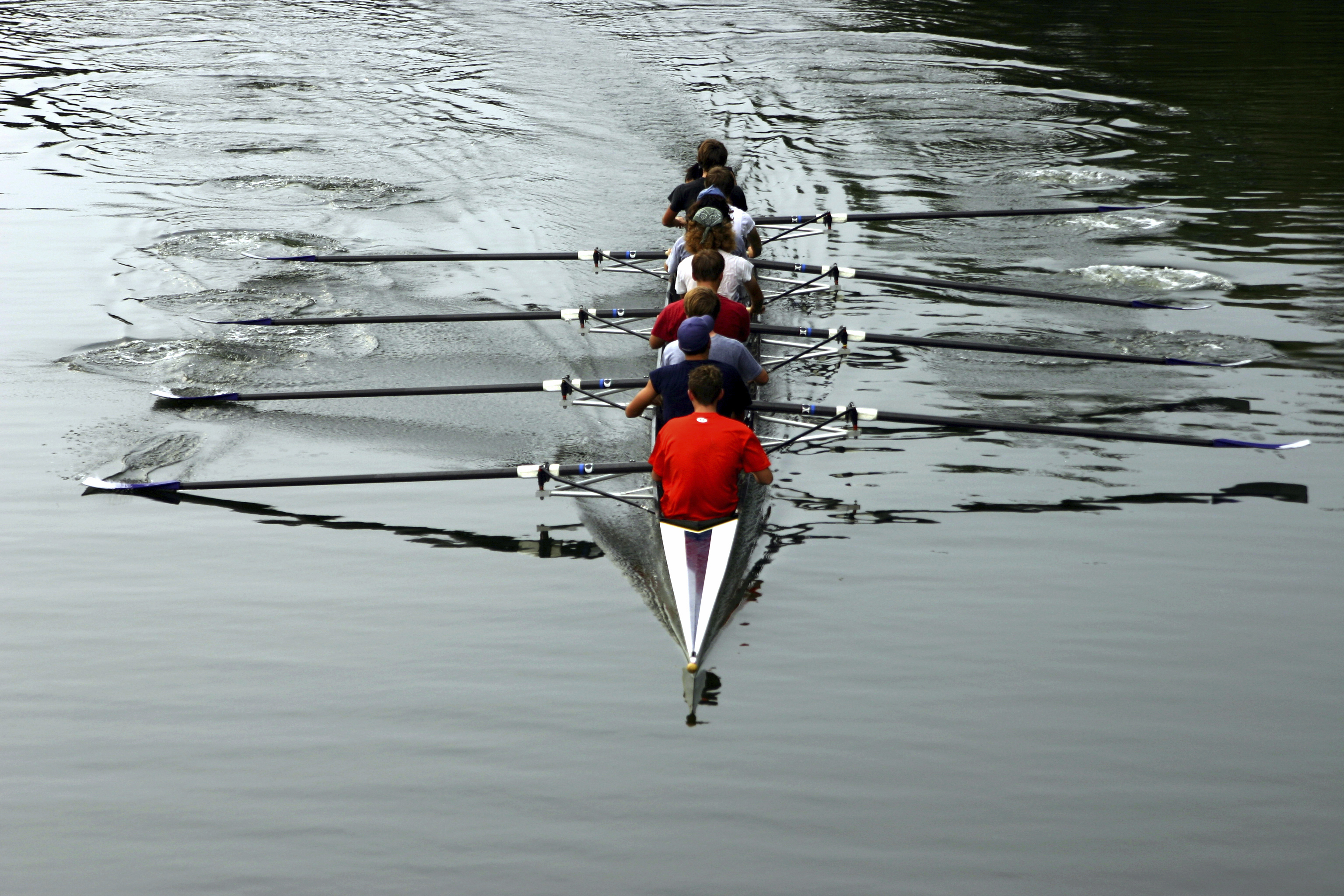 The Height & Weight of Female Rowers