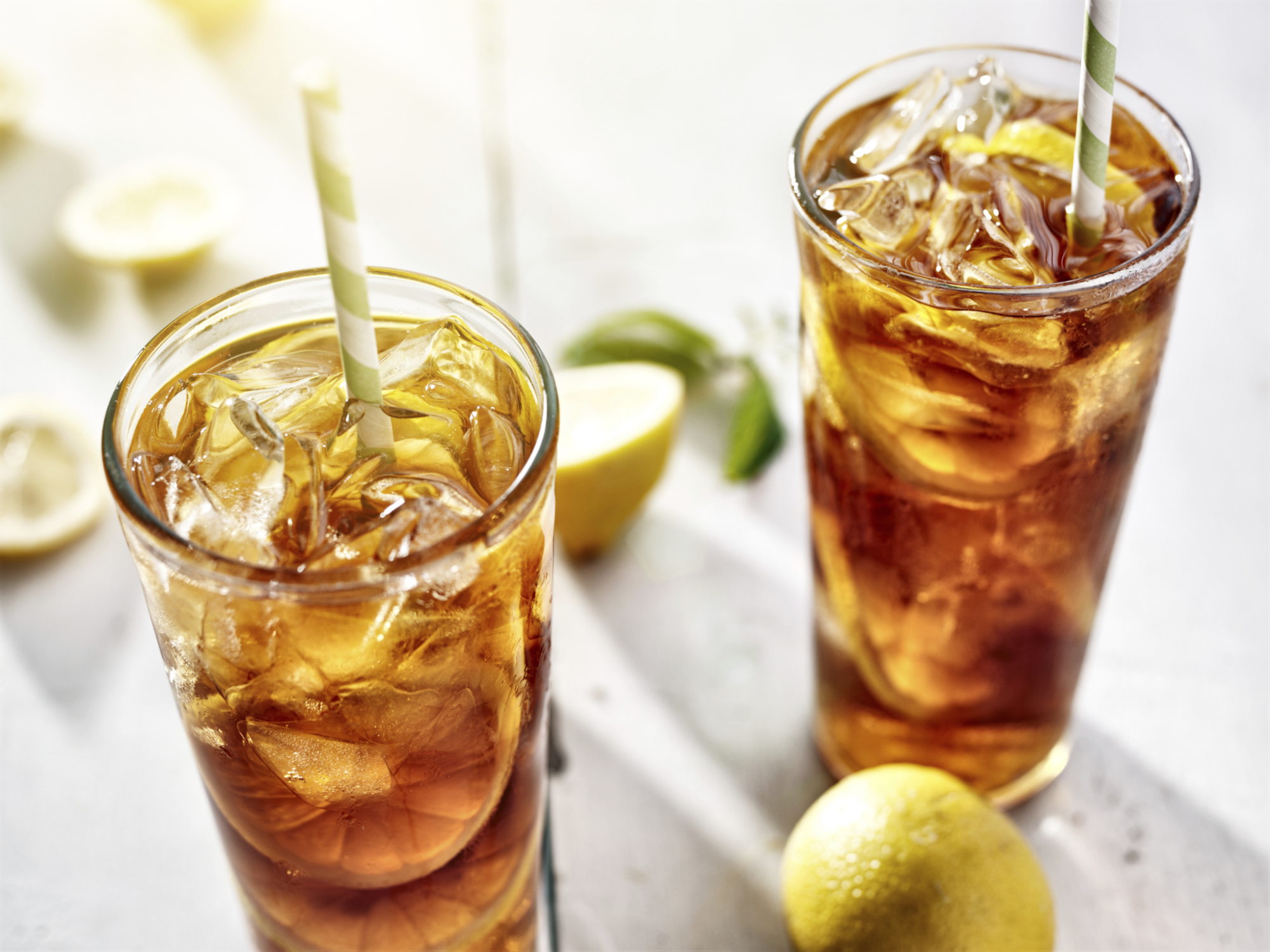 Drink a Lot of Iced Tea Watch Out for Kidney Stones foto