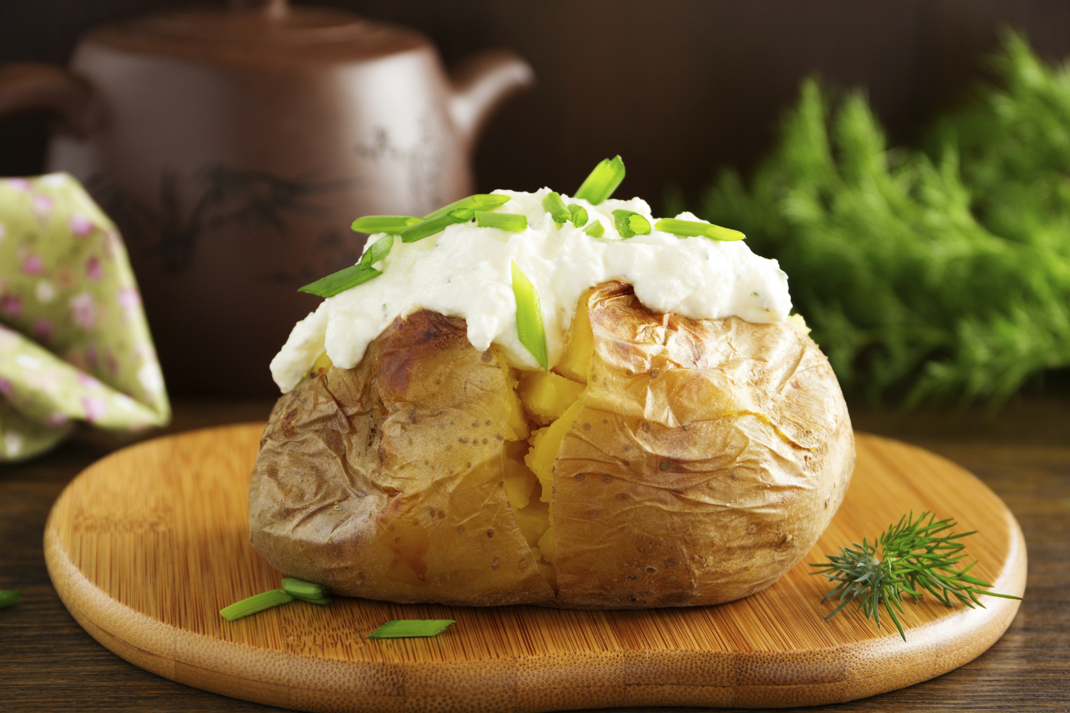 How to heat frozen stuffed baked potatoes livestrong ccuart Choice Image
