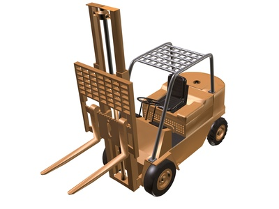 how to test for a forklift license | bizfluent