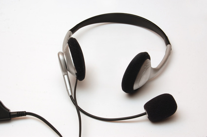 How To Connect Your Pc To A Telephone Headset Small Business Chron Com
