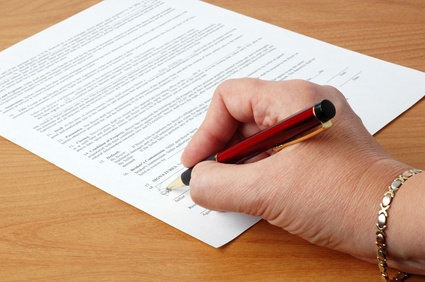How To Do An Affidavit Of Domicile Home Guides Sf Gate
