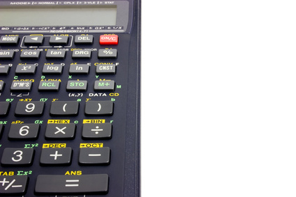 How to Use Memory & Display Functions on a Scientific Calculator