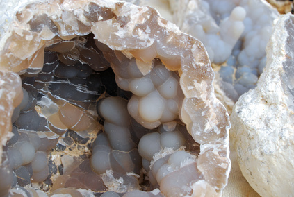 How to Tell the Difference Between a Geode & a Nodule