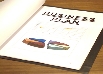 traditional business plan sample