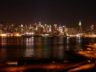 New York Nighttime Sightseeing
