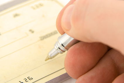 How to Tell If a Check Is a Payroll Check | Bizfluent