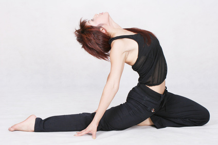 the best yoga exercises for neck  shoulder  ehow uk