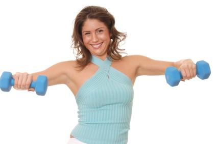 underarm flab exercises  get fit  jillian michaels