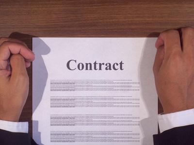How Do I Write A Business Agreement Chron