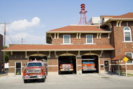 New Fire Station Grants | Bizfluent
