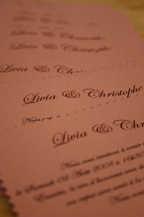 How to Start a Business Making Wedding Invitations
