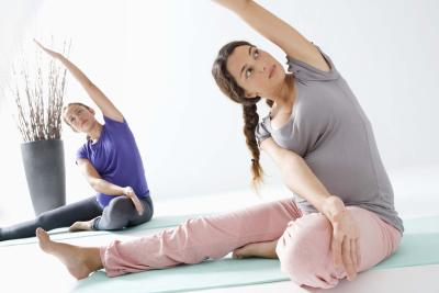 yoga poses for overweight people  healthy living
