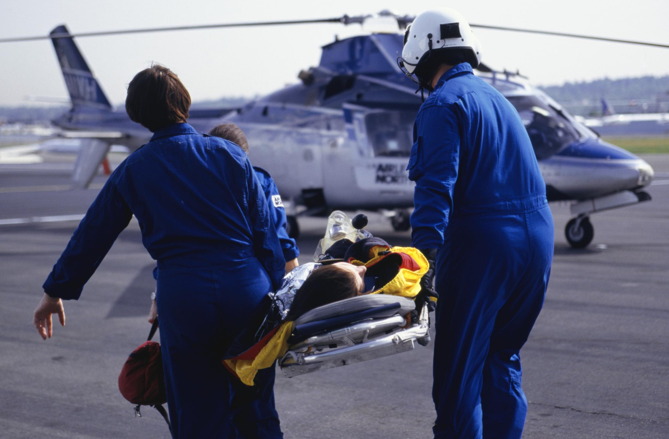 How Much Do Life Flight Nurses Get Paid? | Chron com