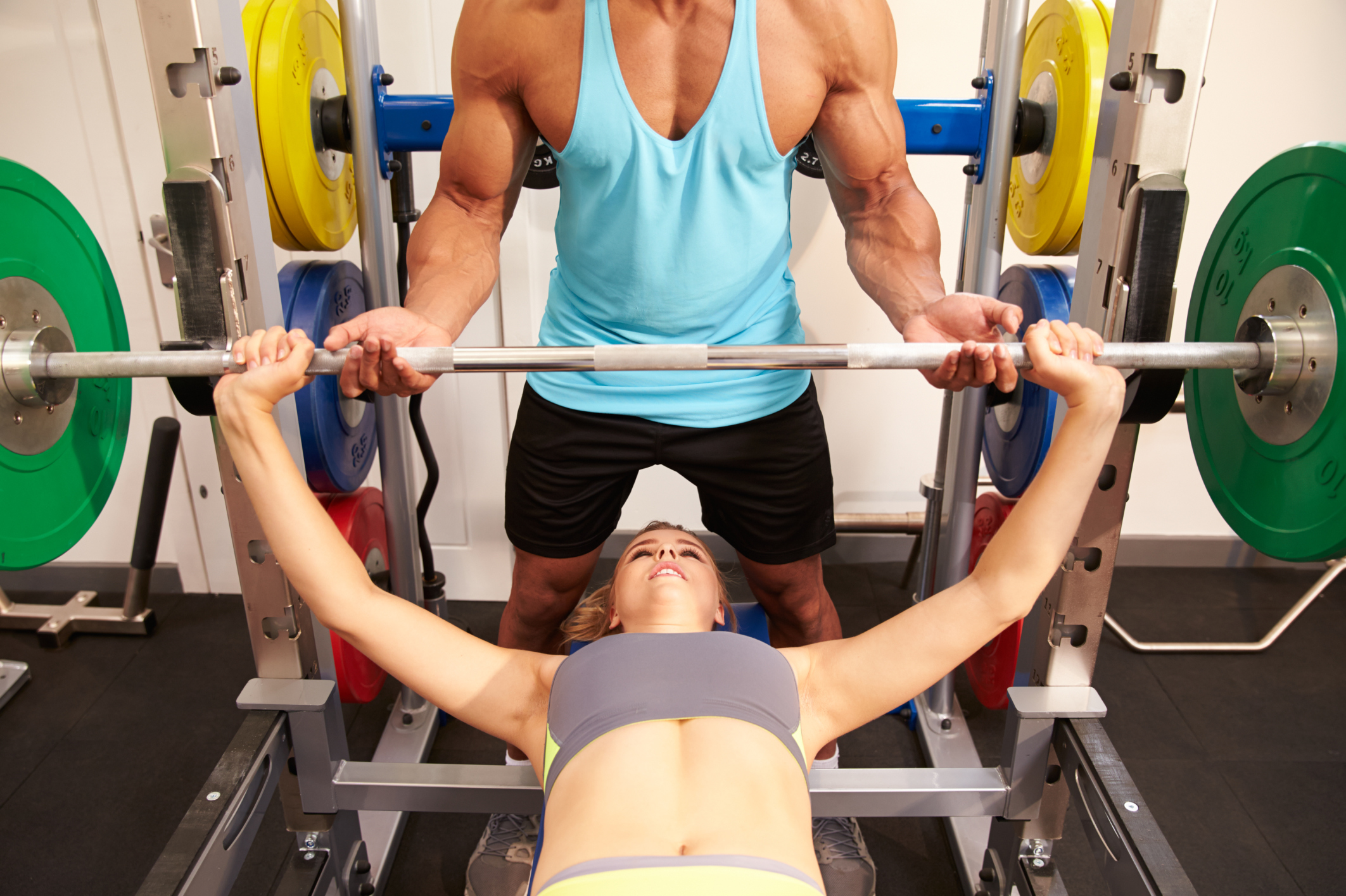 Strength Standards for Lifting Weights
