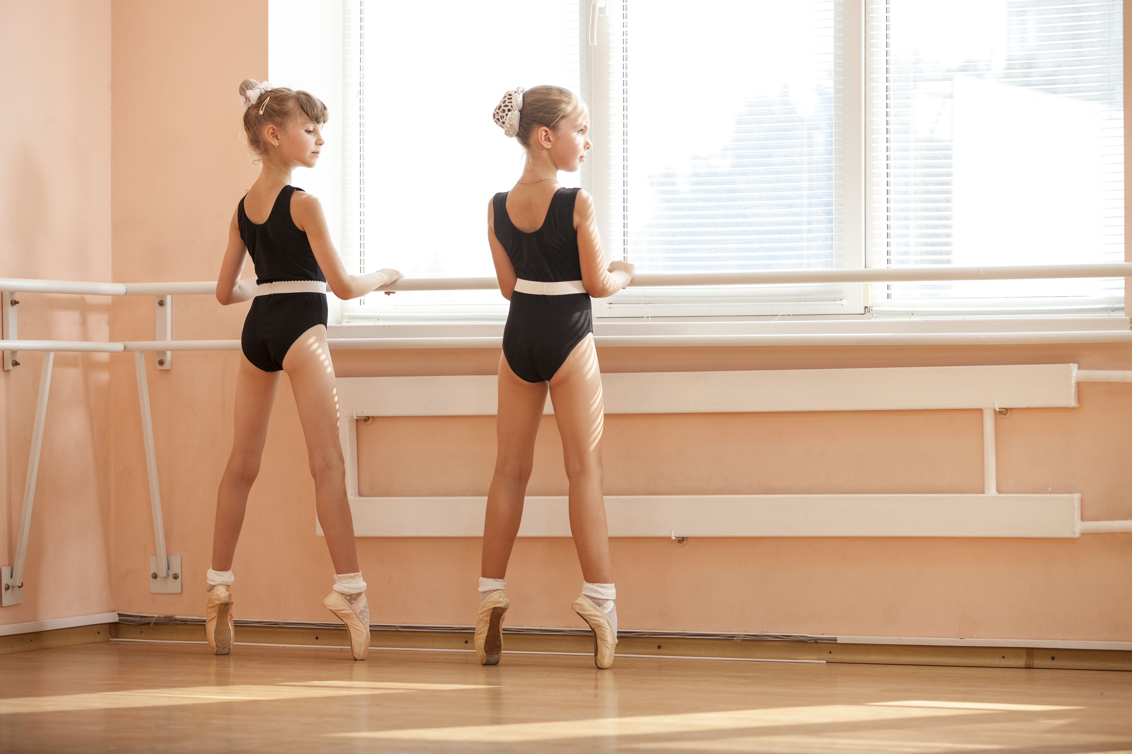 Perfecting Your Moves with Portable Ballet Barres