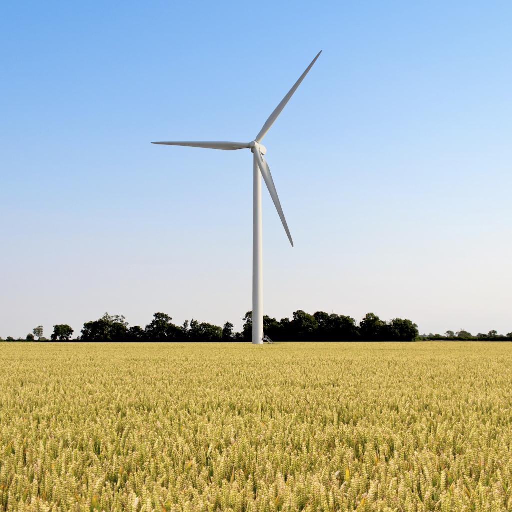 How Much Money Does a Farmer Make for a Wind Turbine?