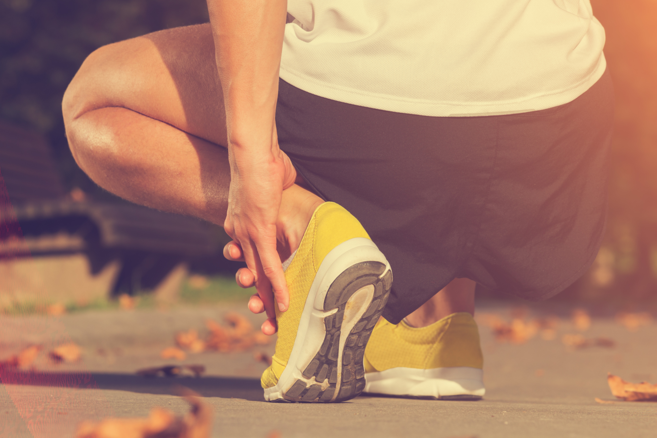 to Prevent Stress Fractures of the Foot