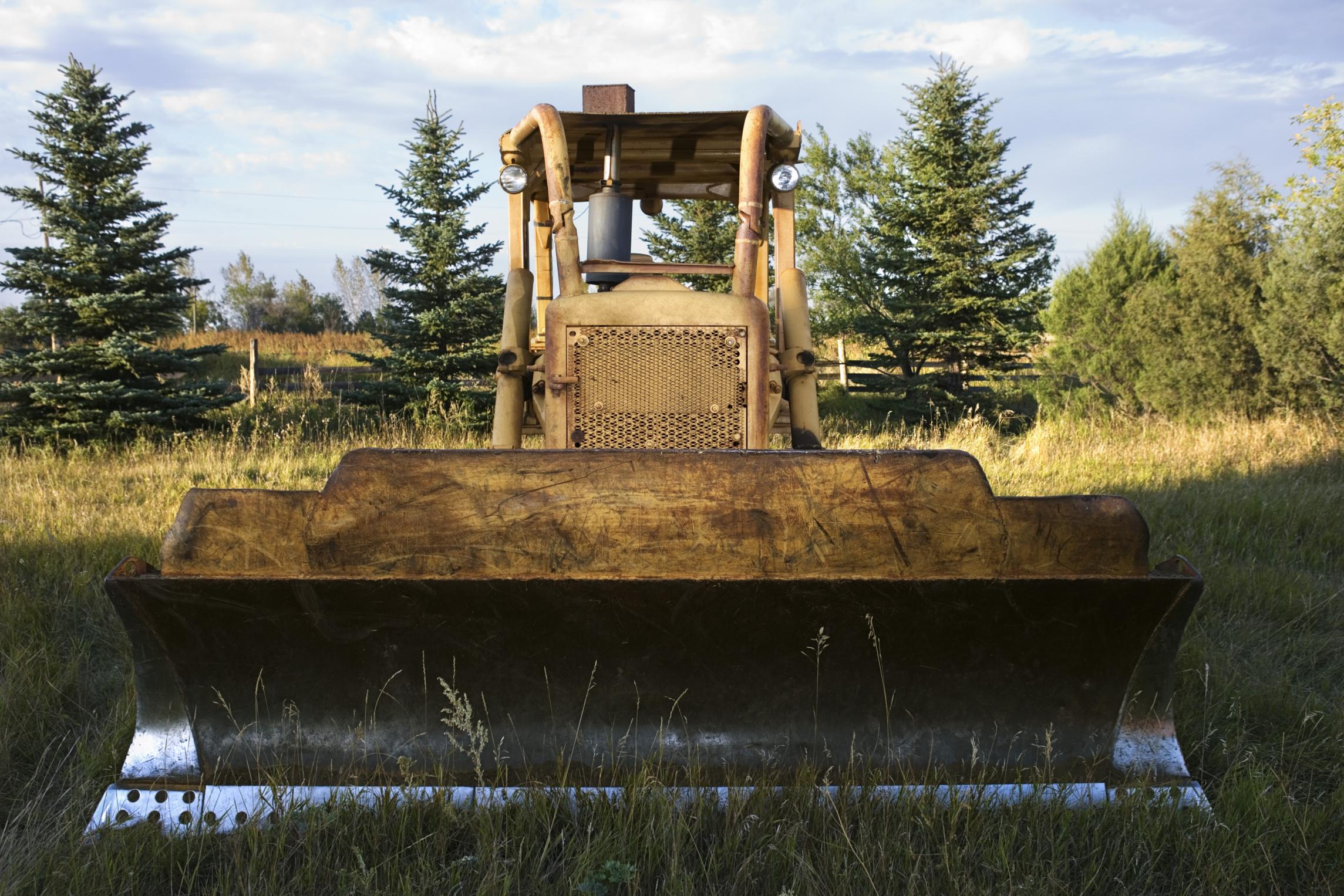 Basic Parts of a Bulldozer & Its Functions | It Still Runs