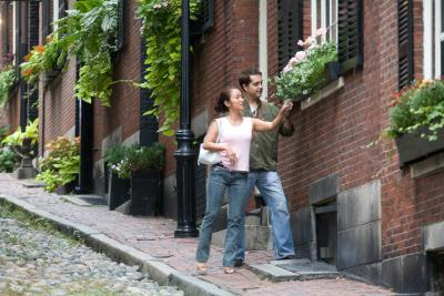 How To Hang A Flower Box On A Brick Home Home Guides Sf Gate