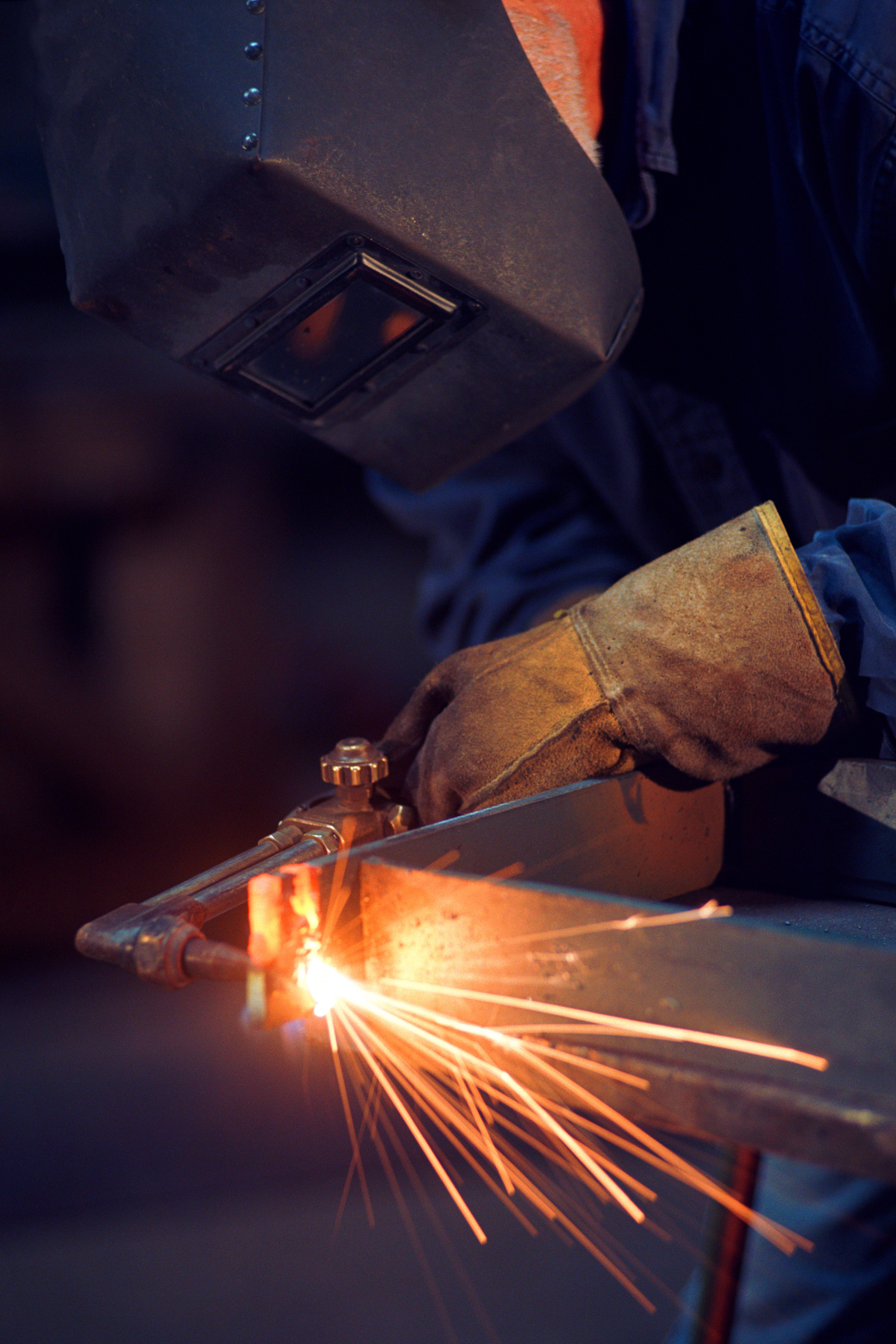 How To Obtain A Welding Certification In Michigan Bizfluent