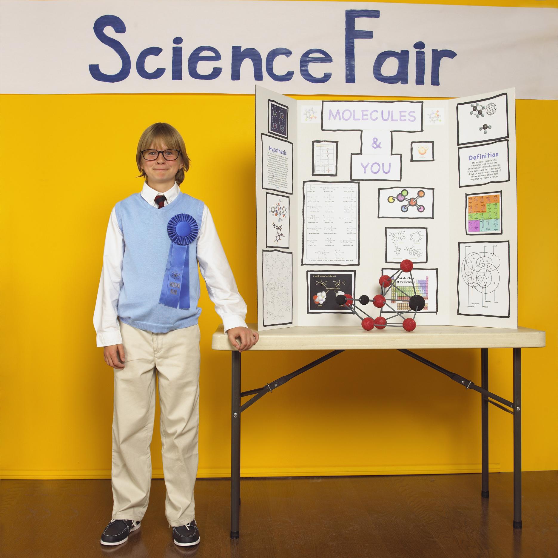 science fair ideas for 5th grade | sciencing