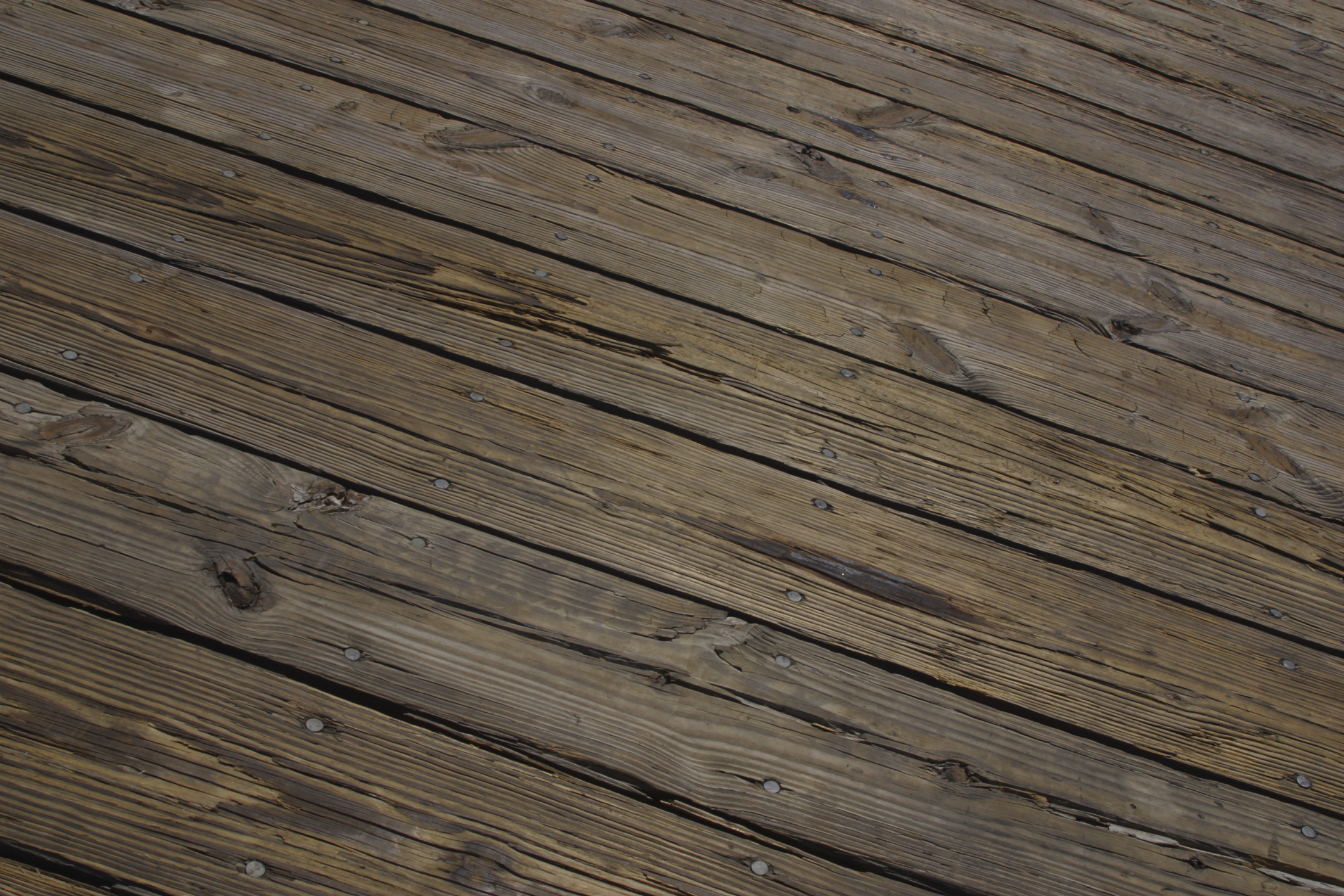How to Resurface Cracked & Splintered Wood Decks | Home