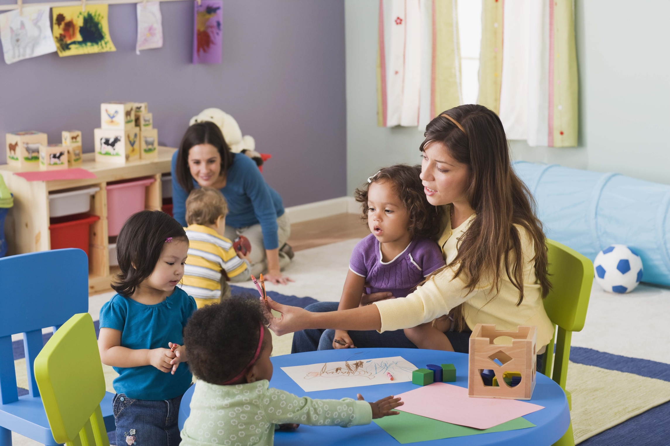 How Much Will It Cost to Open a Home Daycare? | Chron com