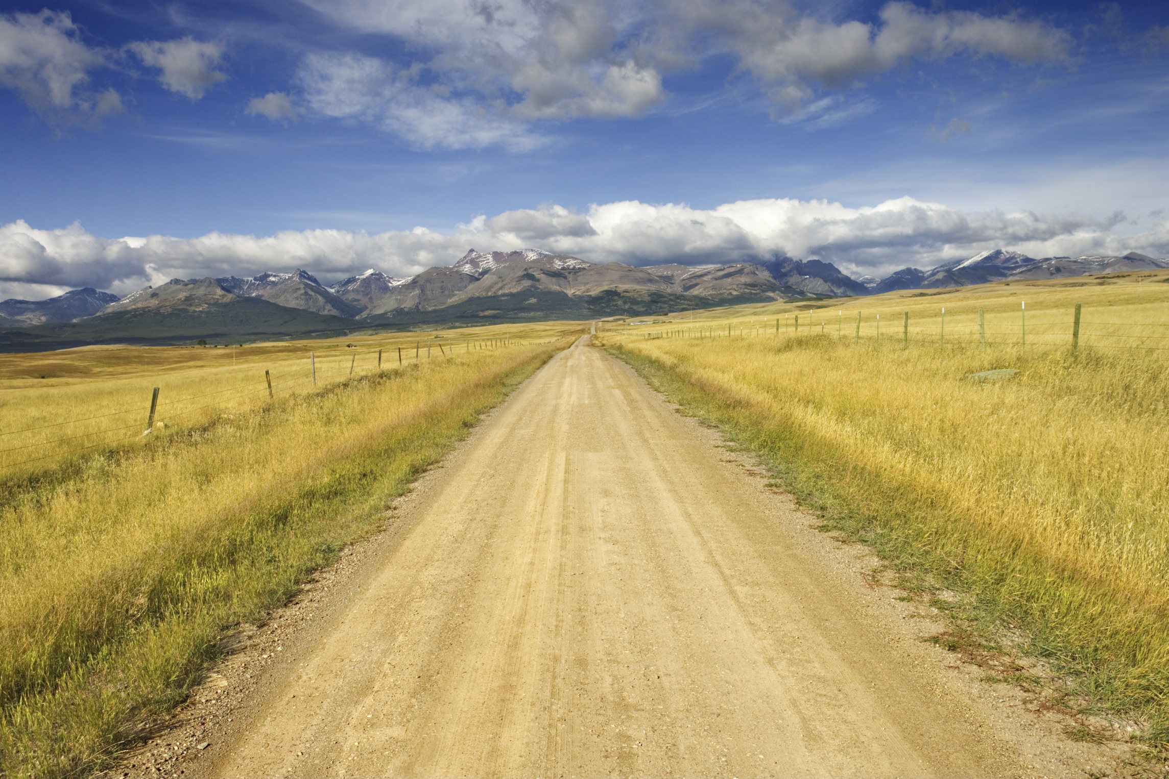 What Is the Difference Between Easement & Right of Way