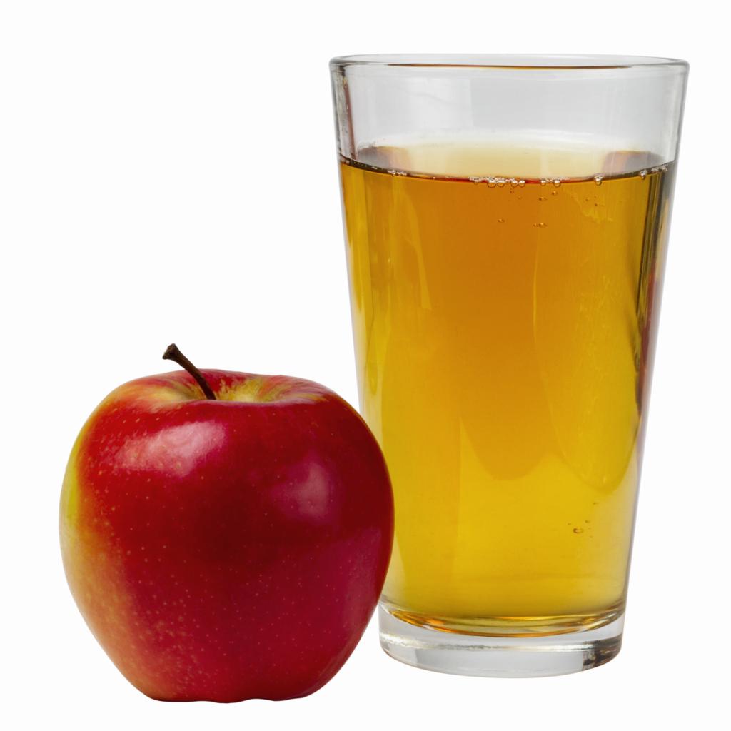 Does Apple Juice Prevent Gout?