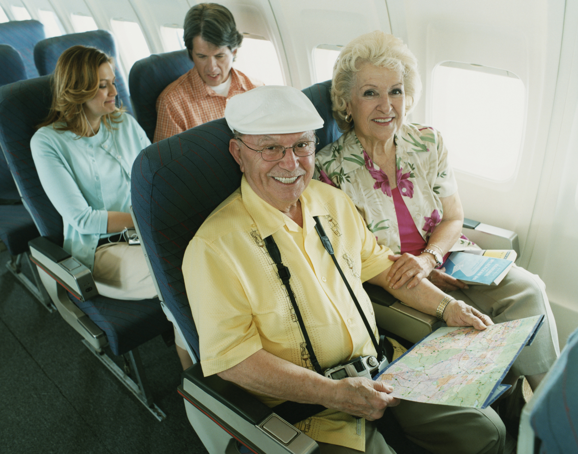Airlines That Offer Senior Discount Rates | USA Today