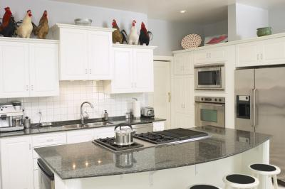 How to Paint Cabinets With Marine Paints | Home Guides ...