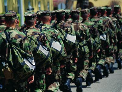 Are Police Academies Like Military Boot Camp? | Chron com