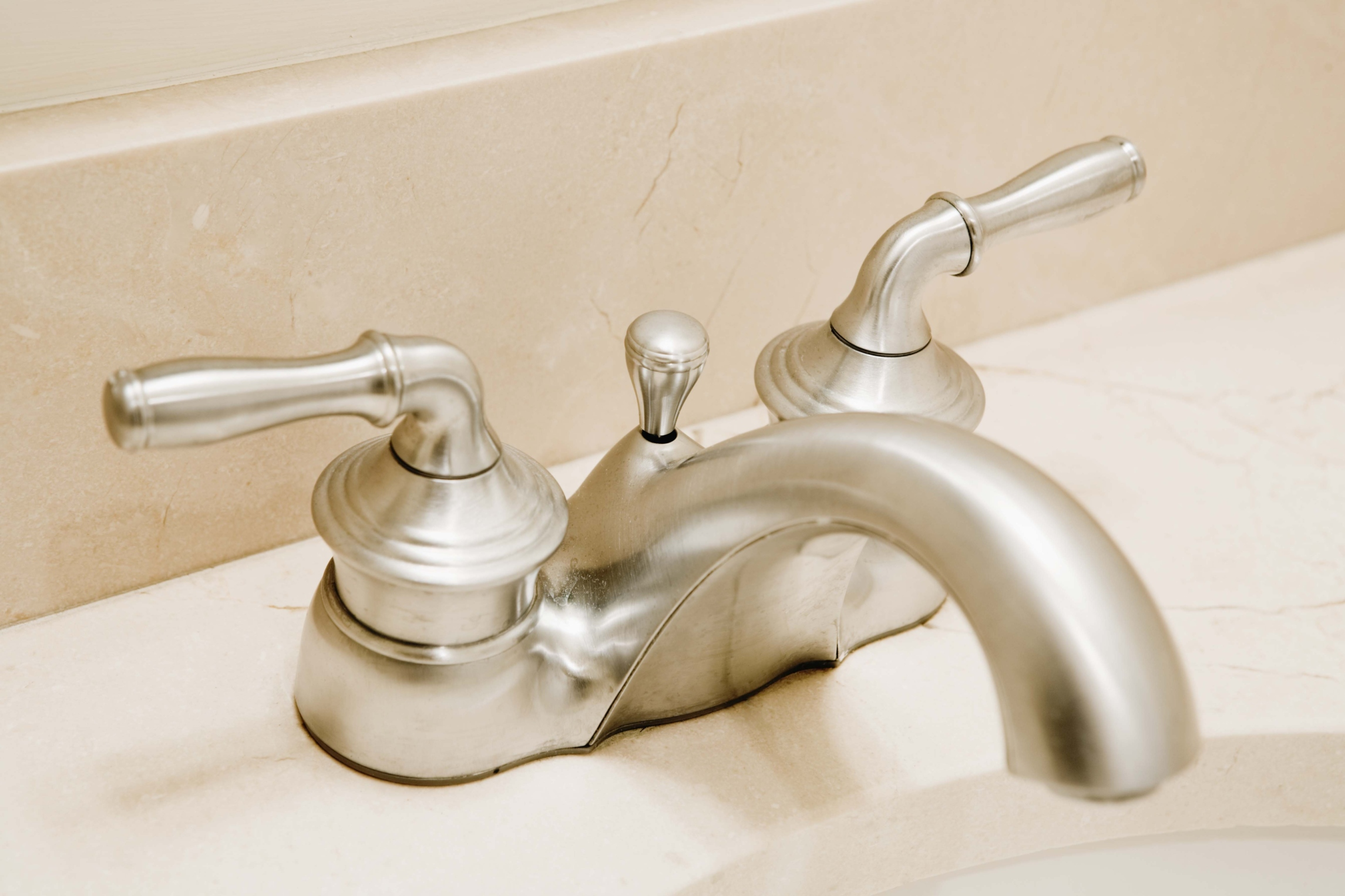 How To Repair A Drip On A Delta Two Handle Bathroom Faucet