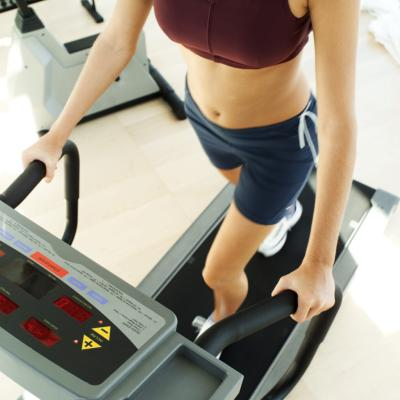 can you lose stomach fat on a treadmill  healthy living