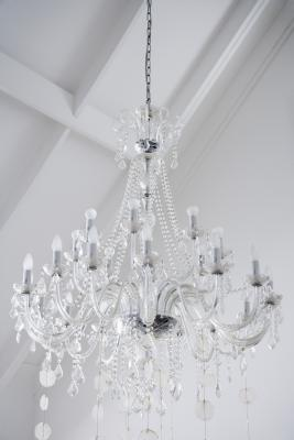 How To Hang Crystal Chandeliers, How To Install A Crystal Chandelier