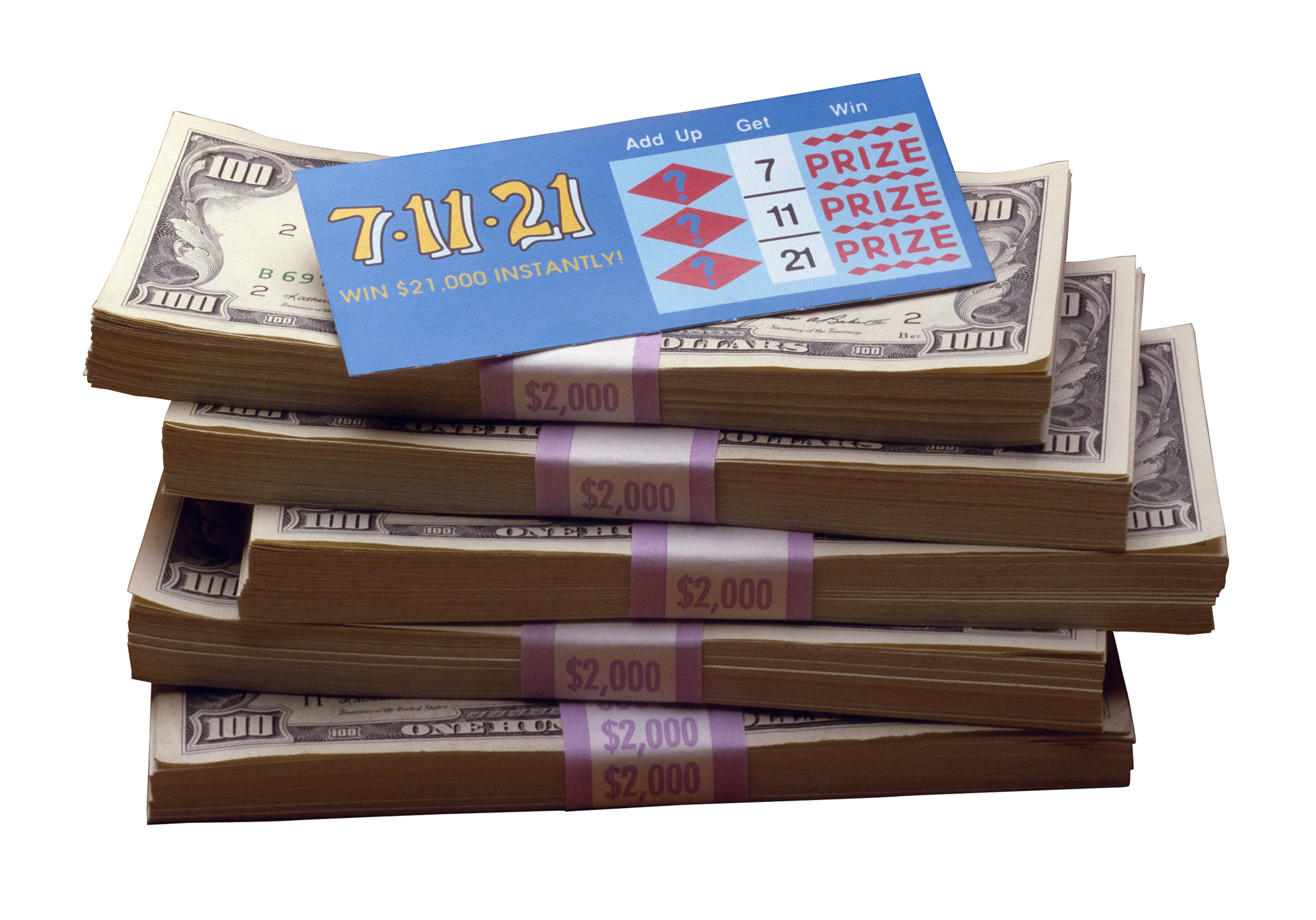 How Much Federal Taxes Are Held From Lottery Winnings