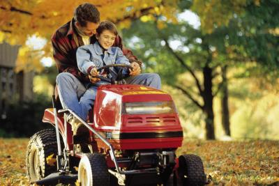 How to Lift Up the Seat on an Exmark Mower | Home Guides | SF Gate