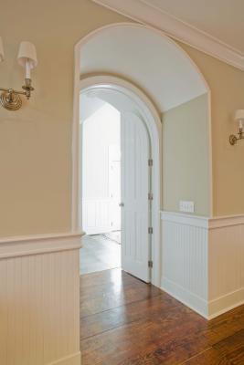 Decorating Indoor Archways