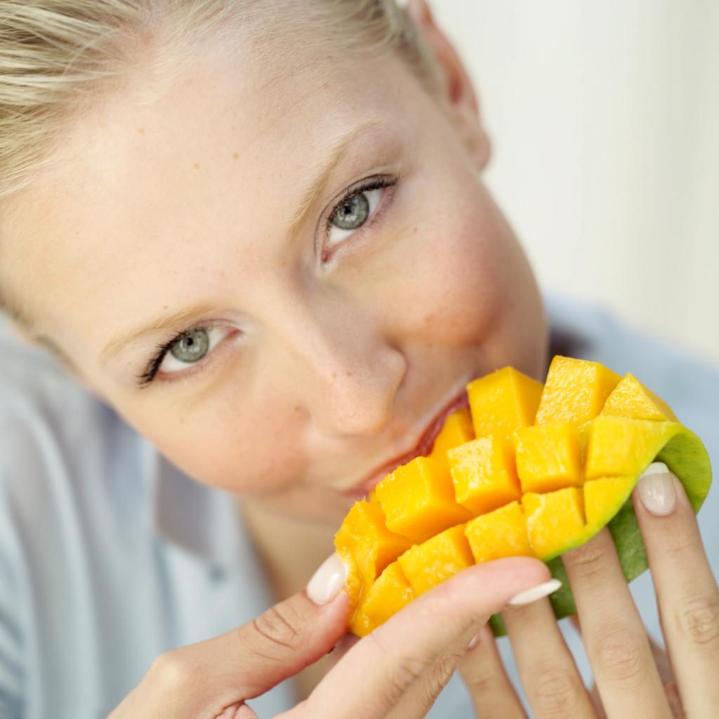 How to Eat Fresh Mango | Healthy Eating | SF Gate