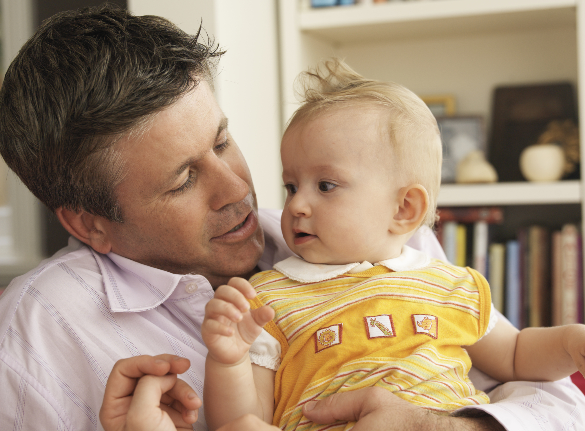 What Rights Do Fathers Have If They Are Not on the Birth Record?